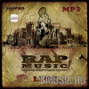 Rap Music Live 2008 (mp3 CD)