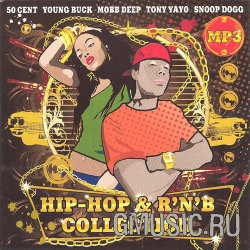 Hip-Hop & R\'N\'B collection mp3 (mp3 CD)
