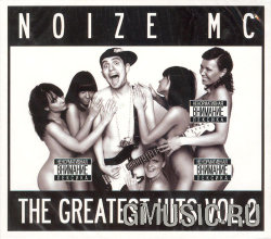 Noize MC. The Greatest Hits. Vol. 2 (CD + DVD) [Digipack]