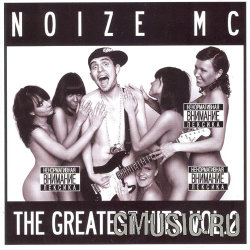 Noize MC. The Greatest Hits. Vol. 2