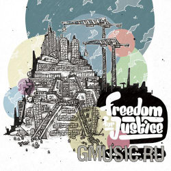 Freedom For Justice. Puzzle делить на два