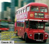 Underground Sounds of Plastic Fantastic London. Mixed By Enzo (2 CD)