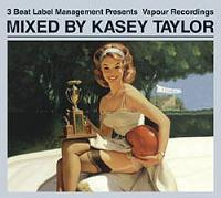 3 Beat Label Mgnt Ltd Presents Vapour Recordings. Mixed By Kasey Taylor (2 CD)