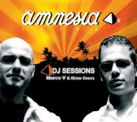"""DJ Sessions vol II""  Marco V & Brian Cross. Amnesia Ibiza (2 CD)"