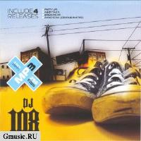 DJ 108. Include 4 Releases (mp3 CD)