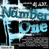 DJ AXL. Number One (2CD)