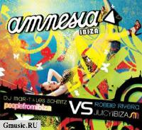Amnesia Ibiza. Mixed by Les Schmitz & Mar-T VS Robbie Rivera (2 CD)