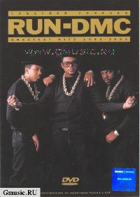 RUN-DMC. Together Forever. Greatest Hits (DVD Video)