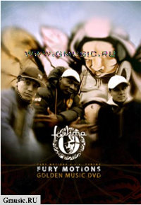 Fury Motions. Golden Music DVD (DVD Video)