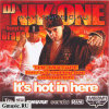 Fuck You Pay Me Presents: DJ Nik One. It's Hot In Here vol.1. The Mixtape. Hosted by Drago [Digipack]