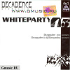 WhiteParty 4,5. Decadence Production (mp3 CD)