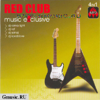 Red Club music exclusive [dj roma light, dj raf, dj sahaj, dj korablove] (mp3 CD)