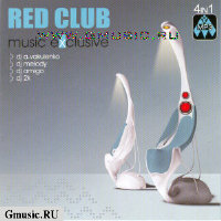 Red Club music exclusive [dj a.vakulenko, dj melody, dj amigo, dj 2k] (mp3 CD)