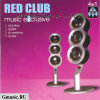 Red Club music exclusive [dj slutkey, dj kefir, dj veselove, dj djef] (mp3 CD)