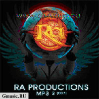 RA Productions MP3. Часть 2 (mp3 CD)