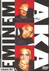 Eminem. Eminem: A.K.A. (DVD Video)